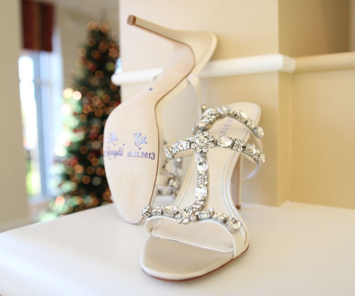 David Tutera Shoes!